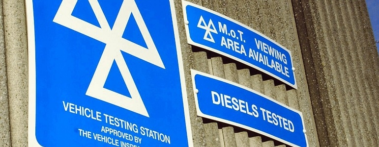 West Street Garage, MOT test centre in Stamford, Lincolnshire