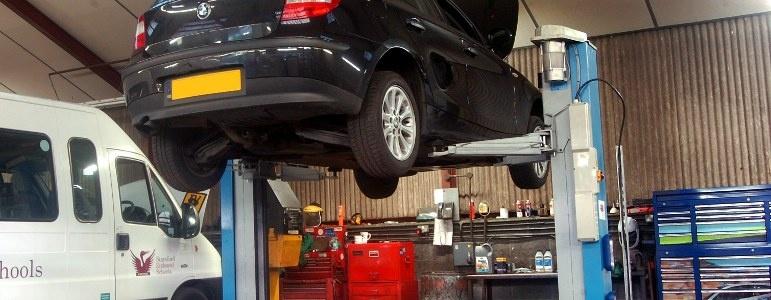 Stamford Tyres | Car Service & Garage